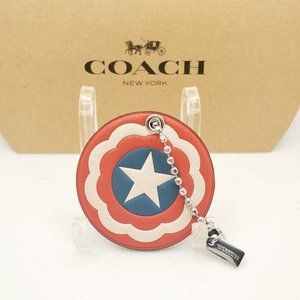 Coach Marvel- Captain America Shield